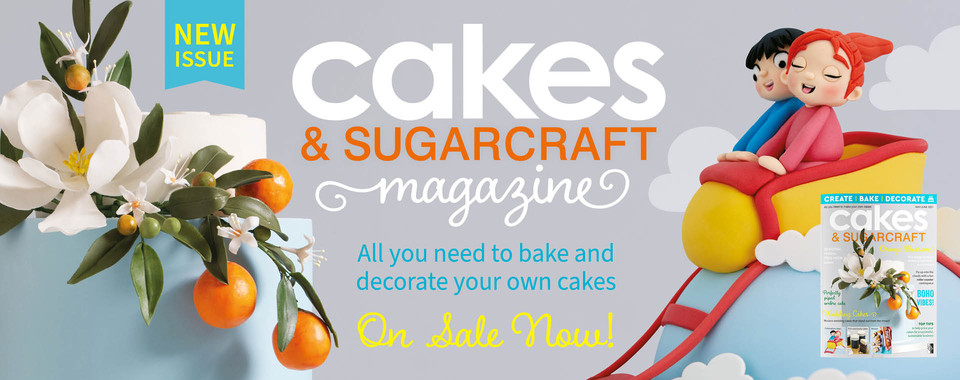 The latest issue of Cakes & Sugarcraft Magazine is out now.