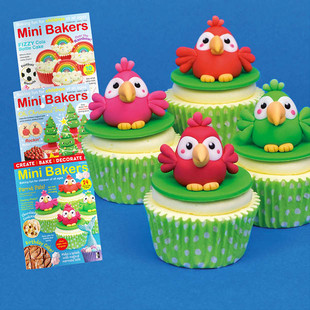 Mini Bakers Magazines